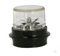MBA 125 Mixing attachment with glass vessel with 125 ml working volume incl....