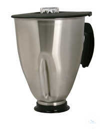 MBA 4000 Mixing attachment with stainless steel vessel with 4000 ml working...