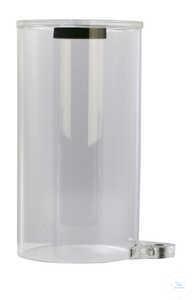 MBH 1000 Safety hut for MBA 1000 of polymethylmethacrylate, transparent.Total...