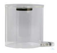 MBH 250 Safety hut for MBA 250 of polymethylmethacrylate, transparent.Total...