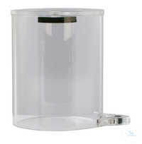 MBH 500 Safety hut for MBA 500 of polymethylmethacrylate, transparent.Total...