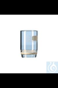 Glas-Filtertiegel