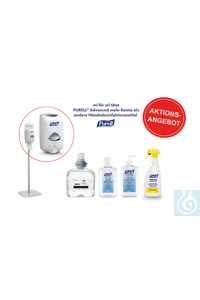 "Purell AKTIONSSET ""Basis / Freiwahl"" Desinfektion"