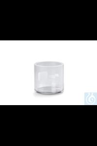 Apo-Ident Probenglas Das Apo-Ident Probenglas besteht aus Klarglas und ist aufgrund seiner...
