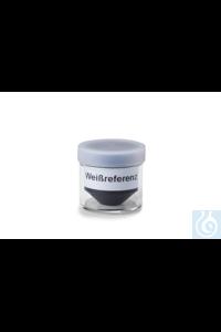 Apo-Ident Weißreferenz für Probeneinsatz Zur Verwendung des Probeneinsatzes ist zwingend die...