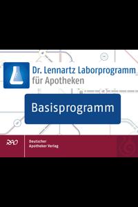 Dr. Lennartz Laborprogramm für Apotheken Das Laborprogramm ist die ideale Ergänzung Ihres...