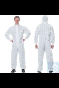 3M®-Schutzanzug Schutzanzug zum Schutz vor nicht gesundheitsgefährdenden Stäuben und begrenzt...