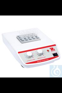 Dry Block Heater, 1 Block, HB1AL, EU Temperature ambient +5 to 150°C,...