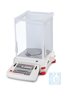Analytical Balance Explorer EX124/AD  Readability (d) 0,1mg, capacity 120g. A...