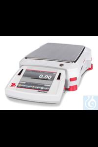 Precision Balance Explorer, EX2202/E Readability (d) 0,01g, capacity 2200g. A...