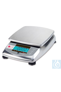 Compact Scale, FD3, Compact Scale, Readability 0,5g, Capacity 3kg  The fully...