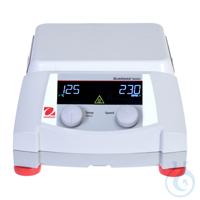 Hotplate-Stirrer e-G51HS07C 230V EU Temperature Range: Ambient + 5°C – 500°C...