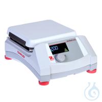 Hotplate e-G51HP07C 230V EU Temperature Range: Ambient + 5°C – 500°C...