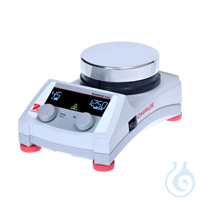 Hotplate-Stirrer e-G51HSRDM 230V EU Temperature Range: Ambient + 5°C – 380°C...