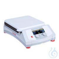 Hotplate-Stirrer e-G71HS10C 230V EU Temperature Range: Ambient + 5°C – 500°C...