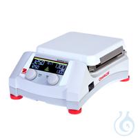 Hotplate-Stirrer e-G71HS07C 230V EU Temperature Range: Ambient + 5°C – 500°C...