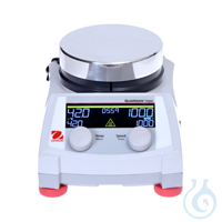 Hotplate-Stirrer e-G71HSRDM 230V EU Temperature Range: Ambient + 5°C – 380°C...