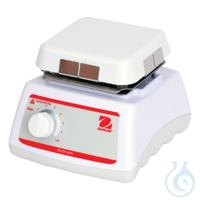Heizplatte, Mini, HSMNHP4CAL, EU bis 500°C, Kapazität 1000ml, Abmessung...