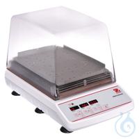 Incubating Shaker, Light, ISLD04HDG, EU Speed 100-1200 U/min Orbit 3mm...