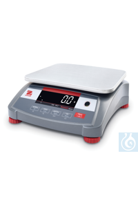 Ranger 4000, R41ME6, Compact Scale, Readability 0,2g, Capacity 6kg Sturdy...