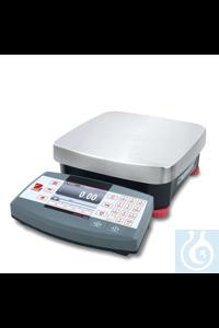 Ranger 7000, R71MHD3-EU, Compact Scale, Readability 0,01g, Capacity 3kg...