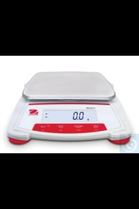 Portable Balance Scout, SKX123 EU Readability (d) 0,001g, capacity 120 g,...