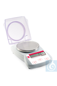 Portable Balance Traveller, TA152  Readability (d) 0,01g, Capacity 150g. The...