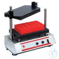 Vortex Mixer, Multitube, VXMTAL, EU, Multi Vortex e Drehzahl 1200-2400 U/min,...