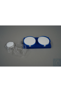 10Artikelen als: Membraanfilter 47 mm - 0,45 µm, CA Membraanfilter 47 mm - 0,45 µm, CA