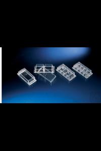 4 Artikel ähnlich wie: Kammerdeckgläser, Lab-Tek, 1 Kammer, Glas, CC, Deckel, steril...