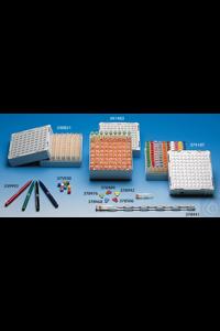 2 Artikel ähnlich wie: CryoBox, PECCB, für 1,8 ml Röhrchen inkl. Raster 9 x 9  CryoBox, PECCB, für...