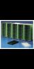 Nunc™ Microplate Plastic Storage Racks 5 x 5 Each Rack, Microplate Nunc™ Microplate...