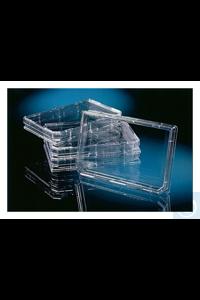 Nunc™ OmniTray™ Case of 90 Nunc™ OmniTray™ Made from clear polystyrene...