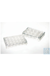 8Artikelen als: Nunc™ Cell Culture Inserts in Carrier Plate Systems 24-well Carrier...