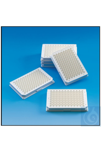 Nunc™ F96 MicroWell™ Black and White Polystyrene Plate Black Cell Culture Sterile...