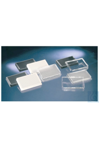 Nunc™ 384-Well Clear Polystyrene Plates with Cell Culture Treated and Nontreated Surfaces...