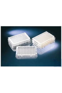 Nunc™ 96-Well Polystyrene Round Bottom Microwell Plates Without Lid Non-Treated Sterile...