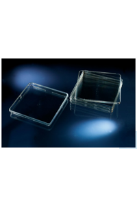 Nunc™ quadratische BioAssay-Schalen Standard Height, Non-Treated BioAssay Dish Case of 16 Nunc™...