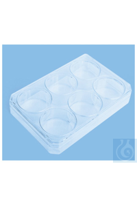 Nunc™ Nunclon™ Vita 6-Well Multidish 9.6cm2 3mL 6 Case of 4...