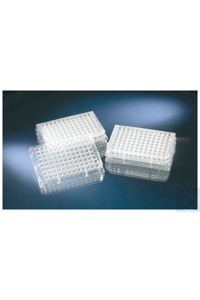Nunc™ 96-Well Polystyrene Conical Bottom MicroWell™ Plates Without Lid 10 Non-sterile...