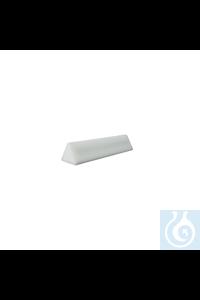 Varilla magnética recubierta de PTFE triangular, L 12 x d 6 mm, 5 Uds.