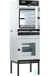 Vacuum oven VO49, 49l, 20-200°C, pressure control from 5-1100mbar Vacuum oven VO49, with...