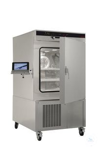 Climatic test chamber CTC256, 256 l, 10-95°C with humidity 10-98%rh, -42-190°C w Climatic test...