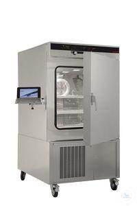Klimaprüfschrank CTC256, 256l, 10-95°C mit Feuchte 10-98%rh, -42-190°C ohne...