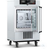 Klimaschrank ICH110L, mit Licht, 108l, 10-60°C mit Feuchte 10-80%rh...