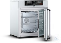 Incubator IF110mplus, 108l, 20-80°C Incubator IF110mplus, forced air circulation, with...