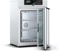 Incubator IF160, 161l, 20-80°C Incubator IF160, forced air circulation, with SingleDISPLAY, 161...
