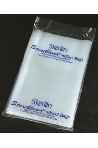 Sterilin™ Homogenizer Bags, Steriblend Steriblend bag 400mL Case of 500...