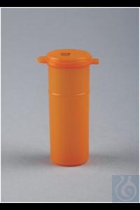 Capitol Vial Flip-Top Behälter für lichtempfindliche Proben, 1.52oz.,...
