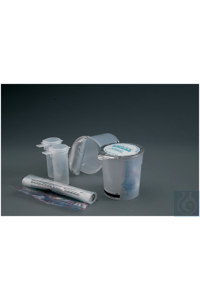 Capitol Vial  Split Foil Top Specimen Collection Kit Split Foil Top Specimen...